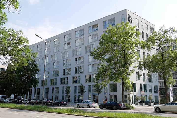 Hotel Online Buchung für das Time House, München