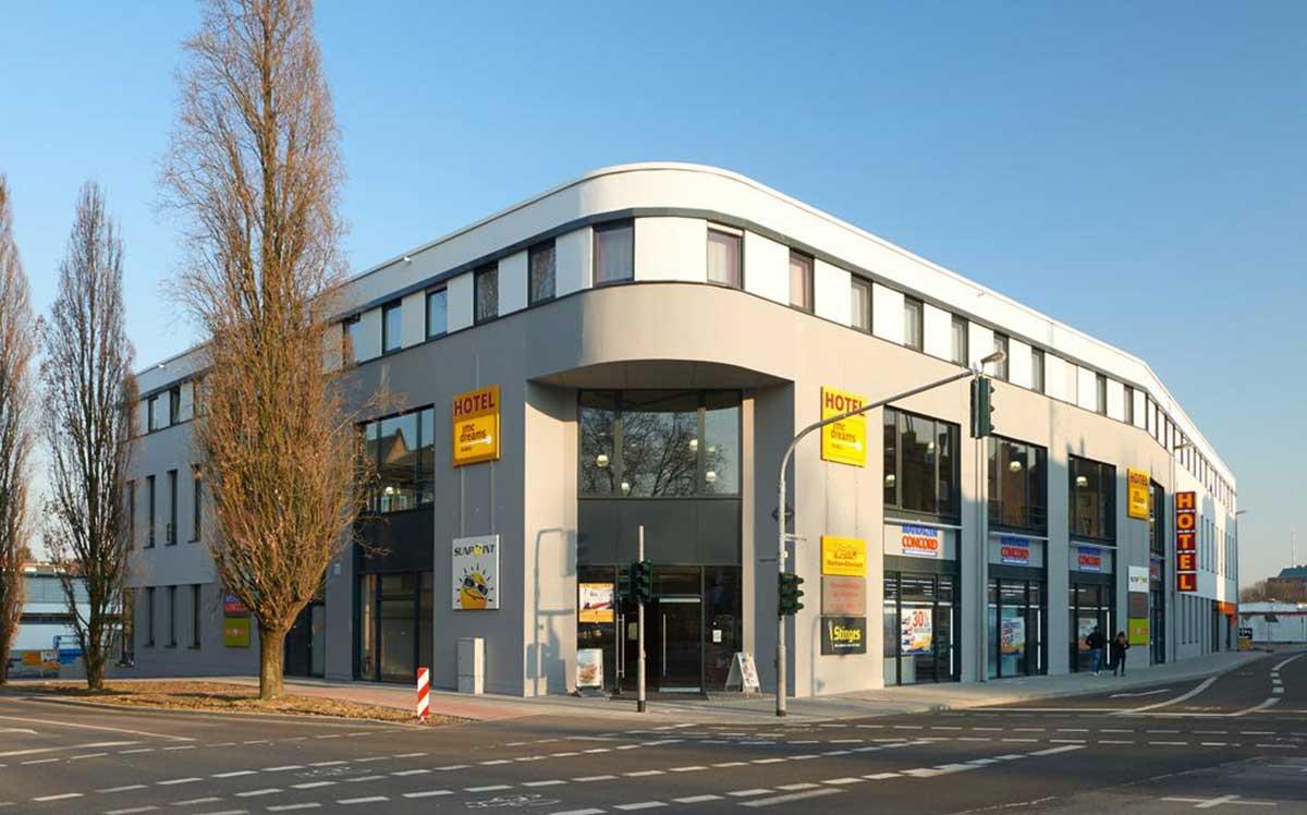 Webbasierte Multi-Property-Hotelsoftware für das McDreams Hotel Mönchengladbach